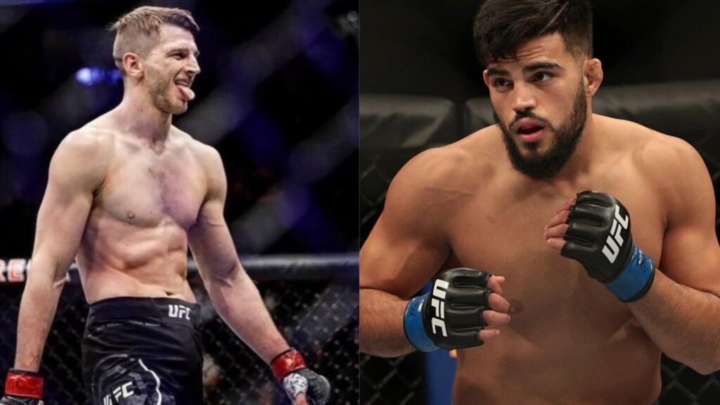 UFC 266 Dan Hooker vs Nasrat Haqparast