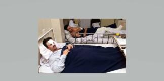 Steve Waugh and Jason Gillespie collision saga