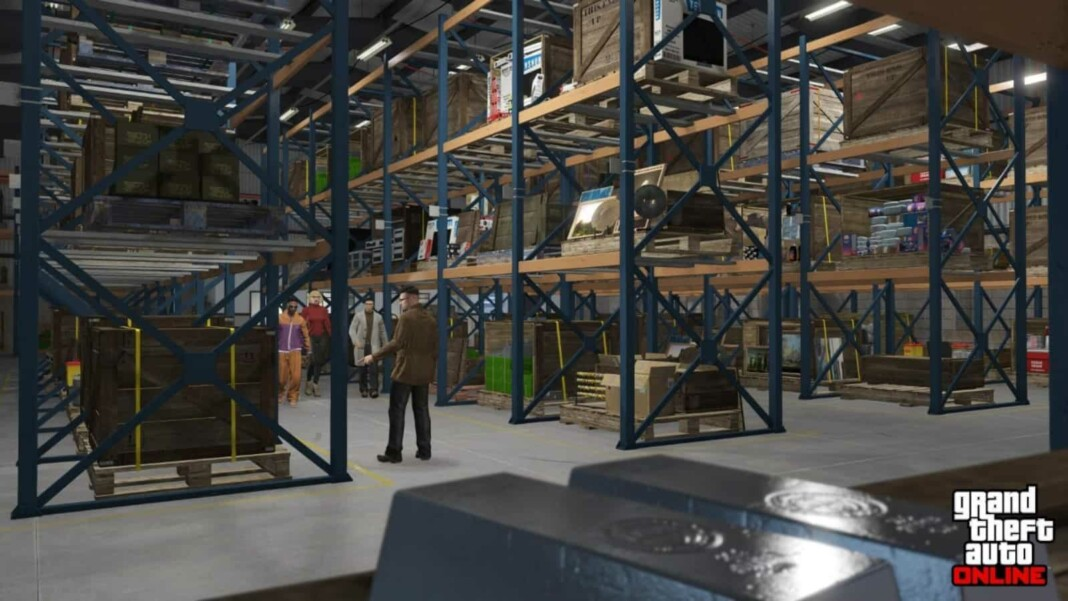Is the Special Cargo warehouse in GTA 5 worth buying?