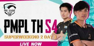 PUBG Mobile Pro League Thailand Season 4: Team Infinity wins Super Weekend 2