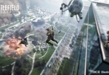 developers of Battlefield 2042