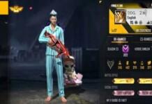 DDG Gamers Free Fire ID