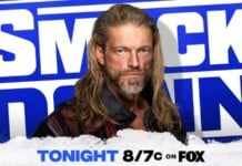 Edge set to return to Smackdown after Extreme Rules