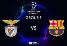 UEFA Champions League: Benfica vs Barcelona Live Stream, Preview and Prediction