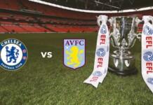 EFL Cup : Chelsea vs Aston Villa Live Stream