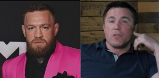 Conor McGregor and Chael Sonnen