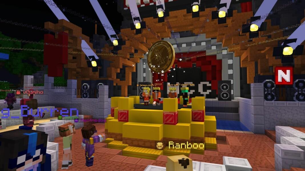 Minecraft Championship 17