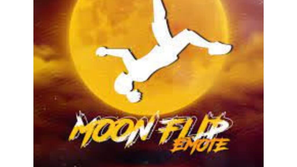 Moon Flip Emote