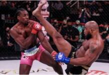 Yoel Romero Bellator 266 judging controversy