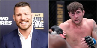 Michael Bisping and Darren Till