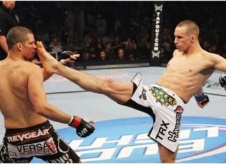 Nate Diaz vs Rory MacDonald