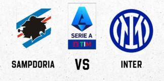 Serie A : Sampdoria vs Inter Milan