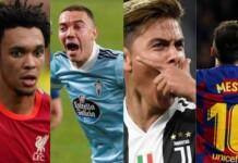 ten best free-kick takers in football