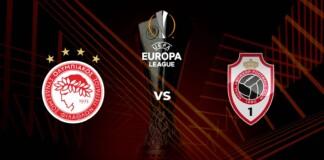 Olympiacos vs Antwerp