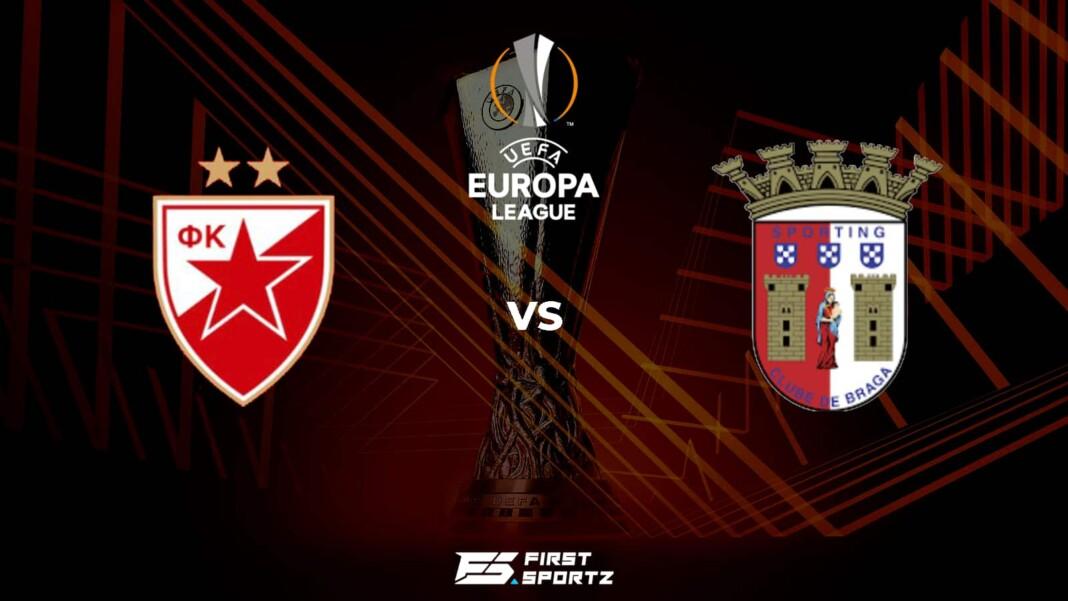 Crvena Zvezda vs Braga