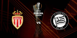 Monaco vs SK Sturm Graz
