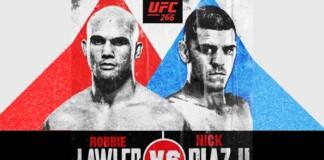Nick Diaz vs Robbie Lawler 2 Prediction