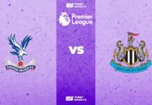 Crystal Palace vs Newcastle United