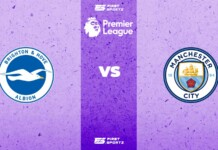 Premier League: Brighton and Hove Albion vs Manchester City Player Ratings as Manchester City register big win