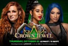 Becky Lynch vs Sasha Banks vs Bianca Belair scheduled for Crown Jewel 2021