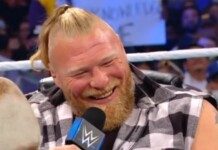 Brock Lesnar leaved Roman Reigns in a dilemma on Smackdown