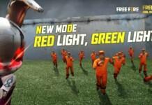 free fire red light green light