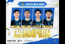 PUBG Mobile Pro League (PMPL) South Asia Season 4: Wizzes with Vibes emerge as the champions, DRS Gaming qualifies for PMGC 2021
