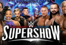 WWE Supershow Results from El Paso, Texas
