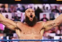 Braun Strowman is a former Universal Champion