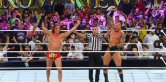 Rk-Bro defeated AJ Styles and Omos at Crown Jewel 2021