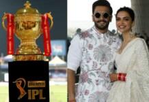 Ranveer Singh and Deepika Padukone participating in bidding process for new teams in IPL 2022