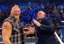 Reason behind the indefinite suspension of Brock Lesnar revealed