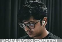 BGMI: Is Mortal leaving competitive?