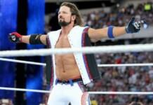 AJ Styles Survivor Series win-loss record