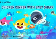 PUBG Mobile x Baby Shark: PUBG Mobile collaborates with popular children's song Baby Shark