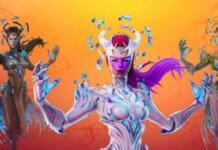 How to unlock the Fortnite Cube Queen skin in Season 8