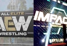 AEW and impact wrestling end their working relationship following bound to Glory - Reports