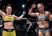 Norma Dumont- Holly Holm