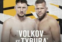 Alexander Volkov vs Marcin Tybura Prediction