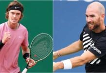 Andrey Rublev vs Adrian Mannarino will clash at the ATP Kremlin Cup 2021