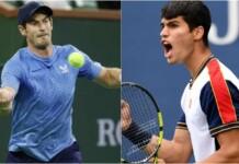 Andy Murray vs Carlos Alcaraz will clash at the ATP Vienna 2021