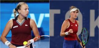 Anett Kontaveit vs Marketa Vondrousova will clash at the WTA Kremlin Cup 2021