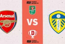 Arsenal vs Leeds United Dream11