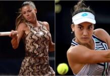 Camila Giorgi vs Danka Kovinic will clash at the Tenerife Ladies Open 2021