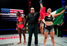 Claressa Shields MMA loss