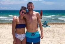 Cory Sandhagen's girlfriend