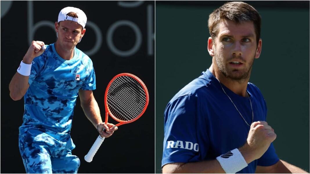 Diego Schwartzman vs Cameron Norrie will clash in the Indian Wells Masters 2021