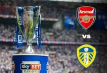 EFL Cup: Arsenal vs Leeds United Live Stream