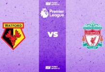 Liverpool defeated Watford by 5-0 as Salah scored a sensational goal