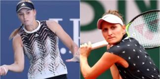 Elena Rybakina vs Marketa Vondrousova will clash at the WTA Kremlin Cup 2021